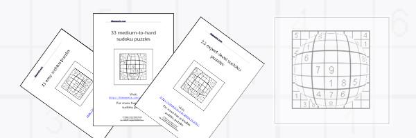sudoku-books